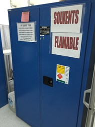 Chemical Safety Storage Cabinets - 2