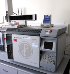 Gas Chromatograph (GC) - 1