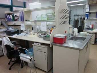 Laboratory Furniture - 1