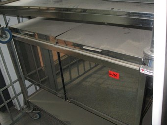 Stainless Steel Cupboards and Carts - 2