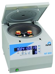 Medium Capacity Centrifuges - Nuve - 3