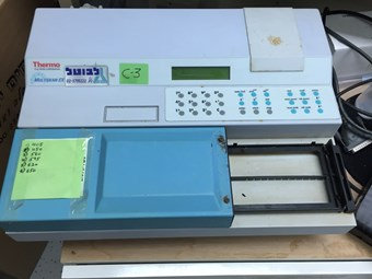 Microplate Reader - 1