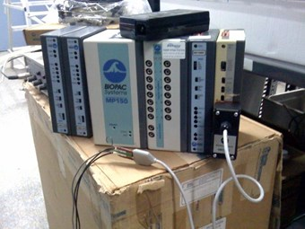 Data Acquisition System - 1