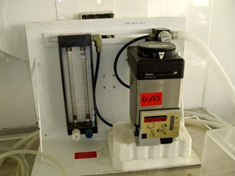 Anesthesia Machine - 1