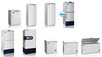 Pharmaceutical / Laboratory Freezers - Haier Medical - 1