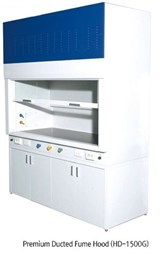 Premium Ducted Fume Hoods (Full Exhaust) - 1