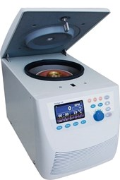 Refrigerated Microcentrifuge - Heal Force - 1