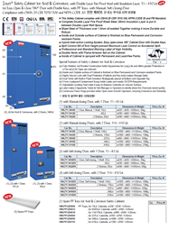 Safety Cabinets for Acids and Corrosives - 2