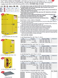 Safety Cabinets for Flammables - 2