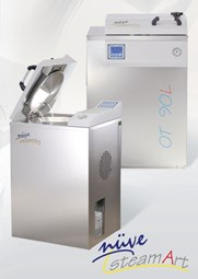 Vertical Autoclaves - Nuve - 1