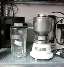Laboratory Blender + Jacketed Grinding Accessory