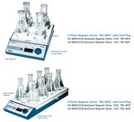 Multipoint Magnetic Stirrers